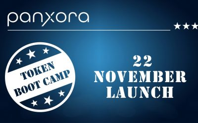 Panxora Token Boot Camp Group Launch