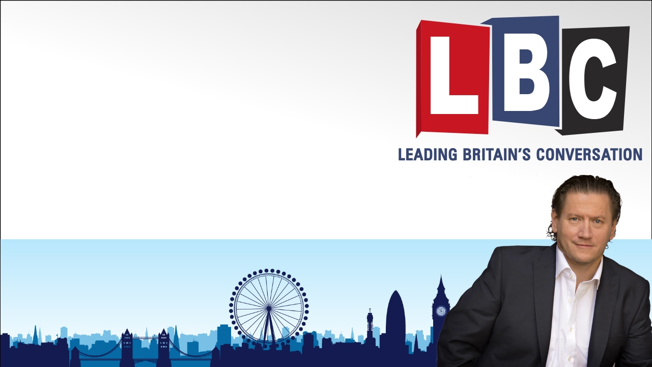 Panxora CEO Gavin Smith Interviewed by LBC Radio
